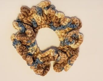 Crochet Hair Twistie Scrunchie