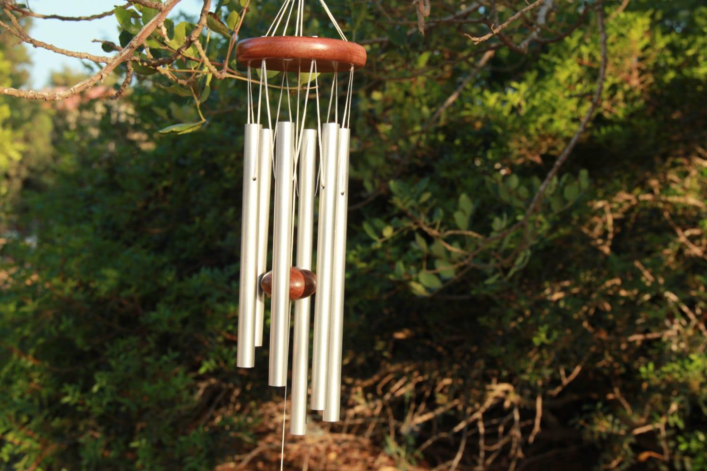 wind chime metal windchimes chakra wind chimes spiritual. Black Bedroom Furniture Sets. Home Design Ideas