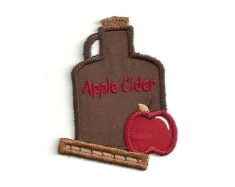 Apple Cider Patch! Custom Made!