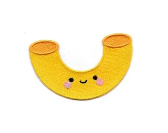 """4"""" Cute Macaroni Patch!"""