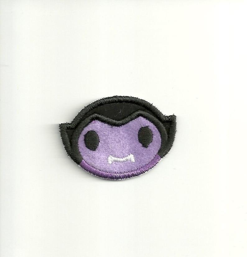 Custom Made Tiny Vampire Patch AP118