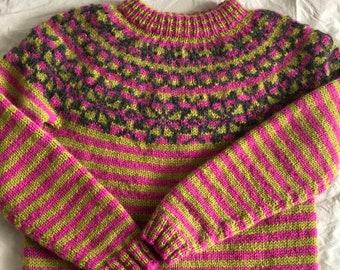 Lopapeysa, Icelandic wool sweater