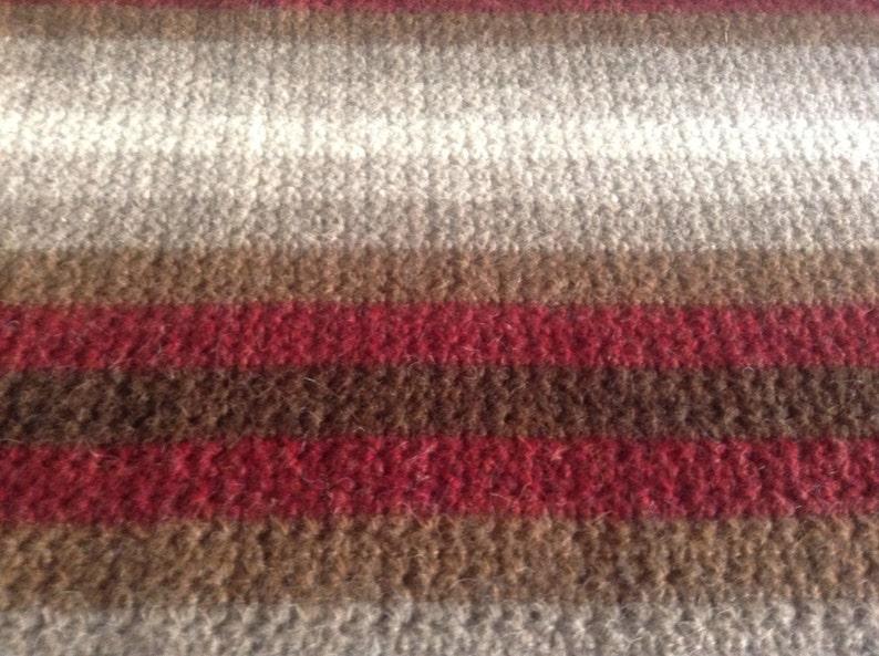 valentines gift Icelandic wool and einband star stitch lace yarn cozy handmade throw blanket warm winter crochet afghan blanket