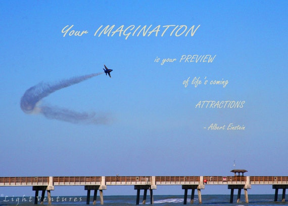 Artículos Similares A Aviación Print Inspirador Albert