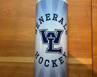Custom Printed 32oz sports squeeze water bottle