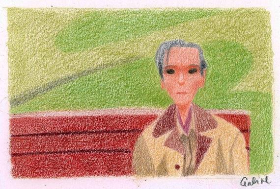 Dean Stanron Twin Peaks tribute