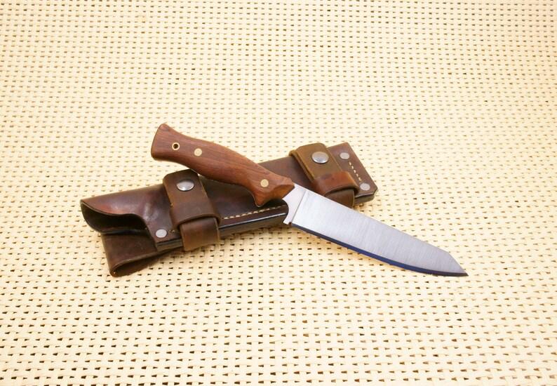 f3915ca3c76e7 Osprey Fixed Blade Full Tang CPM S35VN Stainless Steel Knife