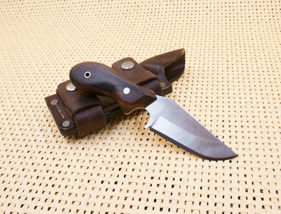 c52aace1b0615 EDC Fixed Blade Full Tang CPM S35VN stainless steel Knife