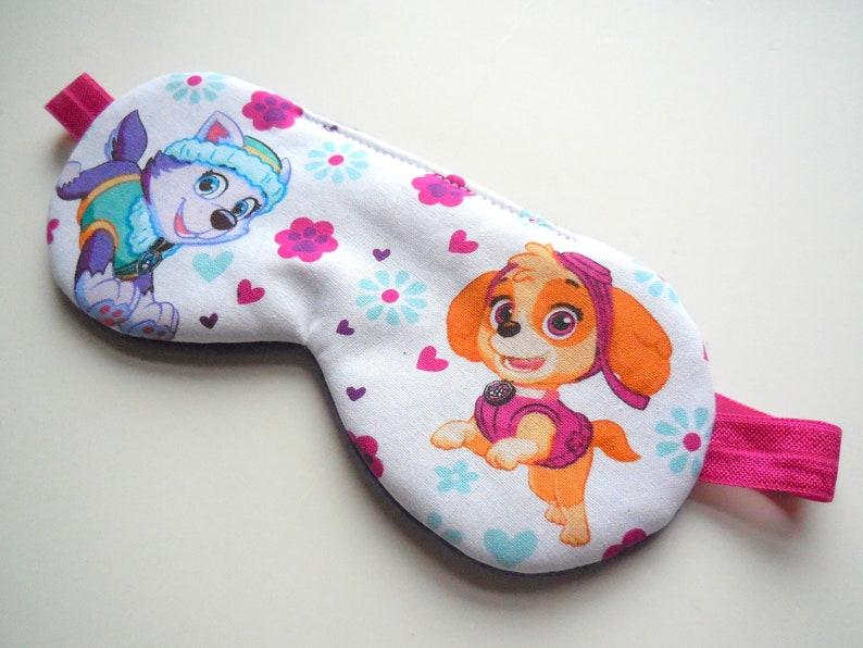 269db2955 Paw Patrol Sleep Mask for Girls Children Eye Mask Kids
