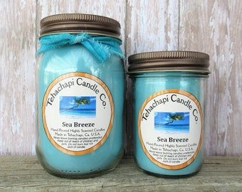 Spa Candle, Scented Soy Candles, Jar Candles, Wax Melts, Smelly Jelly, Votive Candles, Air Freshener, Wax Tarts, Scented Candle, Sea Breeze