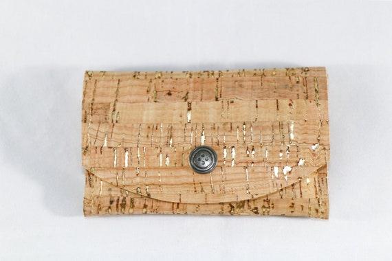 Visitenkarten Etui Für Männer Visitenkartenetui Minimalistischen Brieftasche Neue Arbeit Geschenk Schlanke Brieftasche Reise Brieftasche Vegan