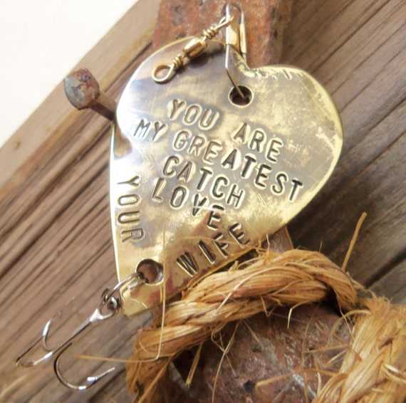 personalized fishing lures