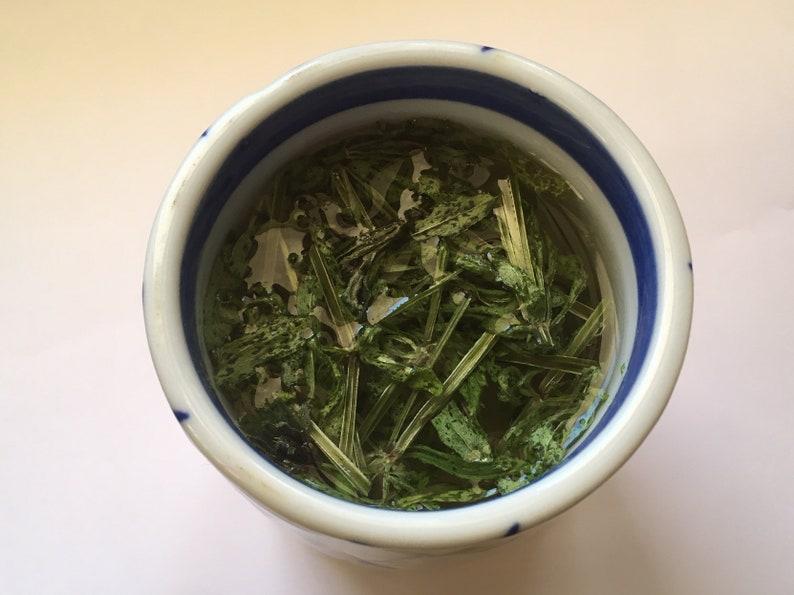 Cleavers tea Dried cleavers tea image 0