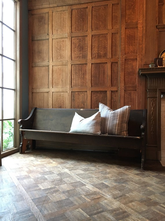 Prime Antique Church Pew Bench Farmhouse Bench Entryway Bench Wooden Church Bench Primitive Bench Caraccident5 Cool Chair Designs And Ideas Caraccident5Info