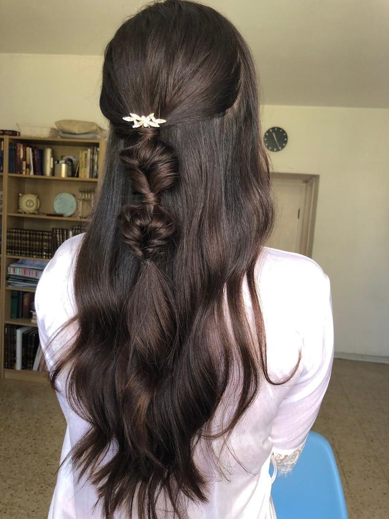 small hair comb Bridal headpiece