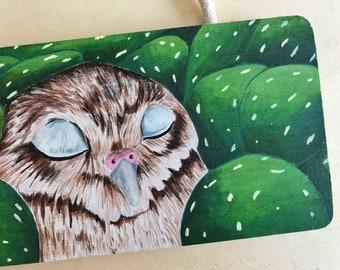 Look: Owl