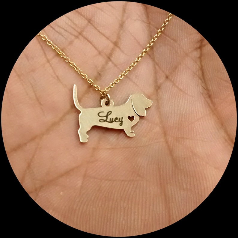 Sterling Silver Jewelry Engraving Pendant Personalized Pet Animal Jewelry Baby Lion StyleB Necklace Gold Jewelry Rose Gold Jewelry