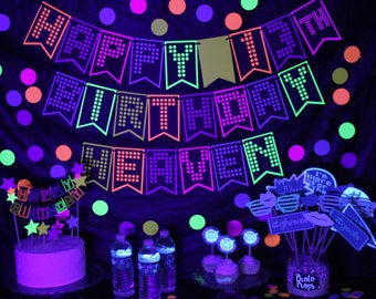 Neon Decor Etsy