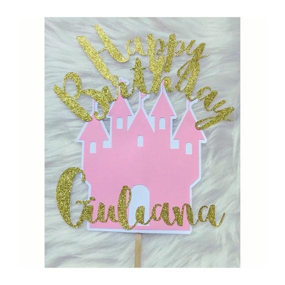 Prinzessin Kuchen Topper Prinzessin Kuchen Prinzessin Etsy