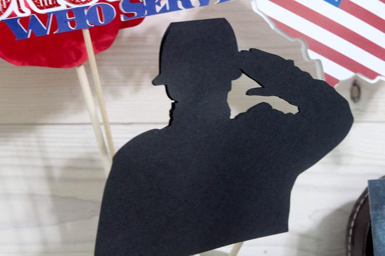 Veterans Day props Veterans Day party veteran Veterans Day decor Veterans Day Veterans Day prop veterans party
