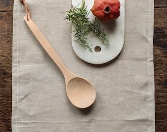 Natural Linen Table Runner - Pure European Linen Runner