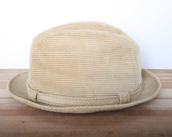 Corduroy fedora hat  5a84208cded7