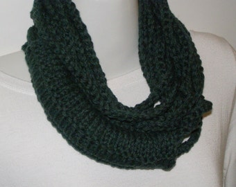 Necklace-scarf