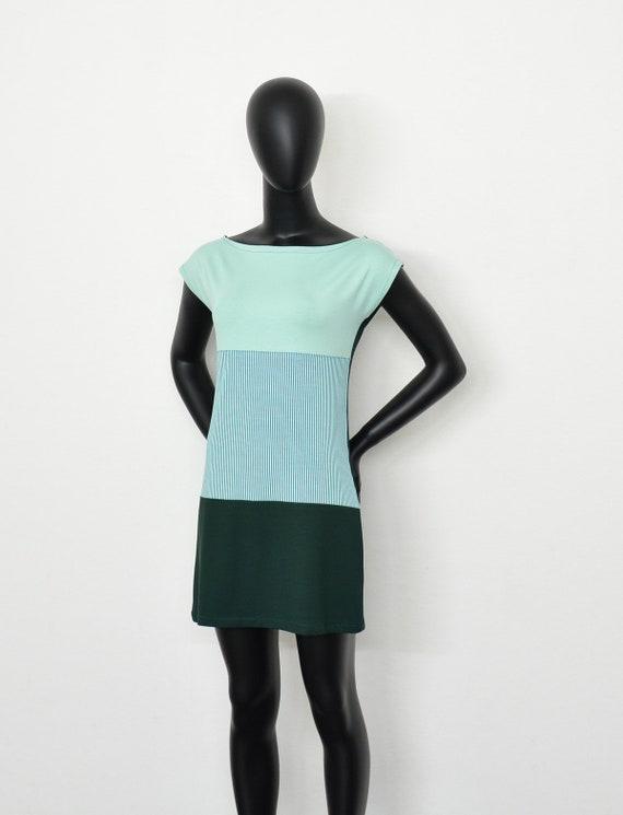 Fabian ffx2 stripe green fir Ladies Iza Dress qwdRxOqB