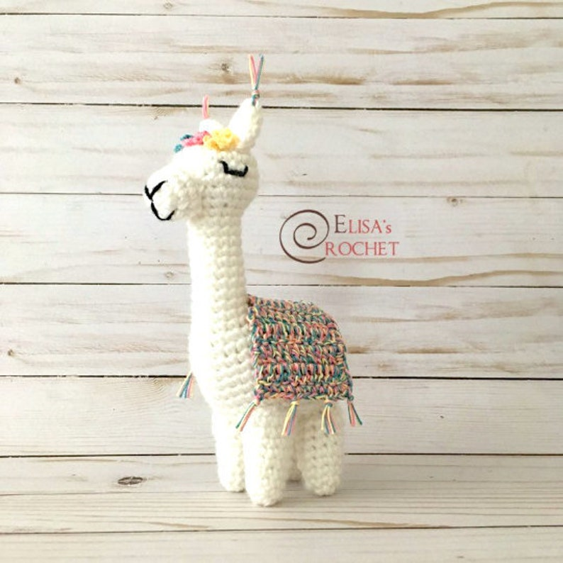 Alpaca amigurumi crochet pattern : PlanetJune Shop, cute and ... | 794x794