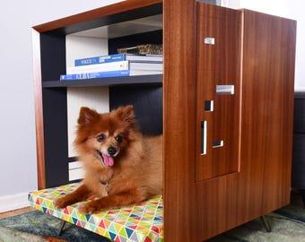 Modern Dog House Side Table - fido MOD