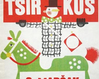 Circus by S. Marshak, avant-garde drawings by V. Lebedev - Estonian version