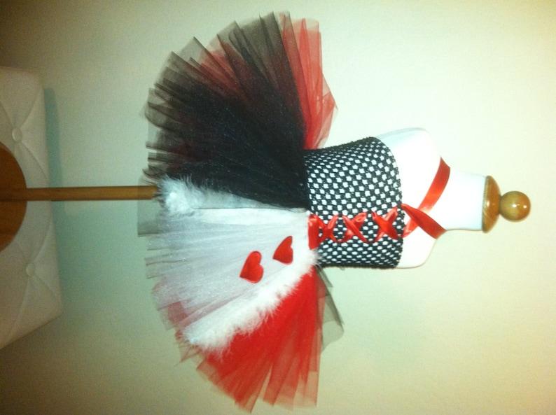 ORIGINAL Queen of Hearts inspired tutu Dress   Etsy