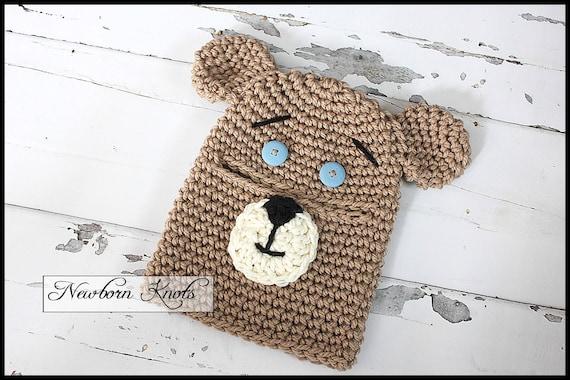 Crochet Balaclava Pattern Teddy Bear Balaclava Pattern 95
