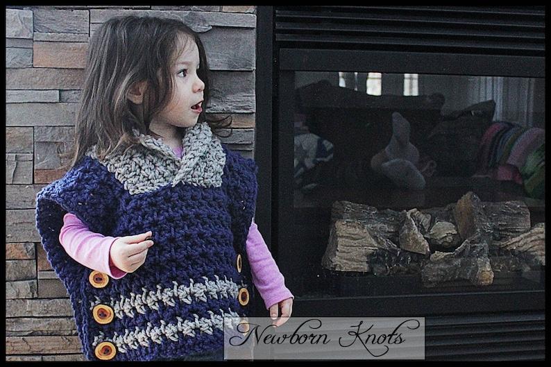 6ce23264f Crochet Pattern Pullover Shawl Collar Cobblestone Pullover