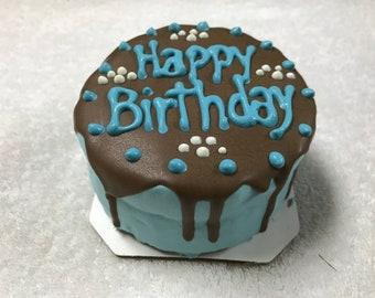 Dog Treats Homemade Soft Birthday Cake For Dogs