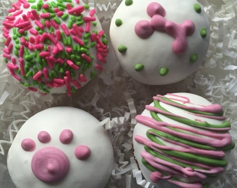 Dog Treats//Homemade Cupcakes for Dogs