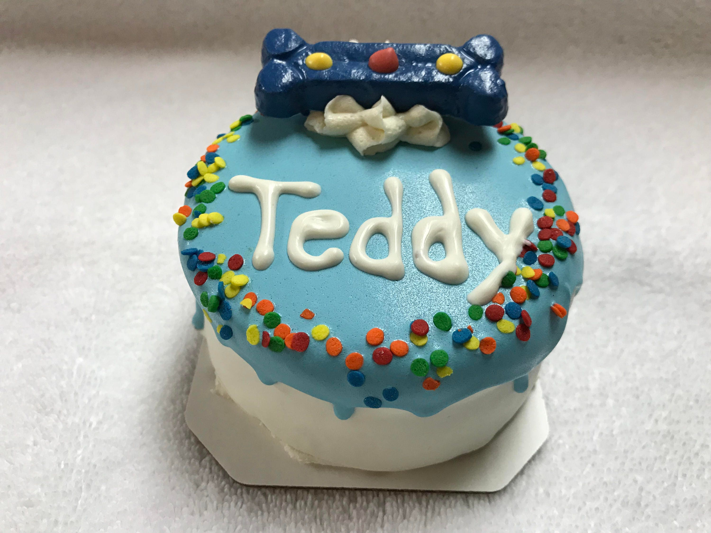 Dog Treatssoft Homemade Birthday Cake For Dogs