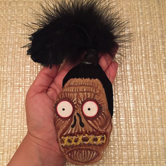 Large Beetlejuice Shrunken Head Etsy