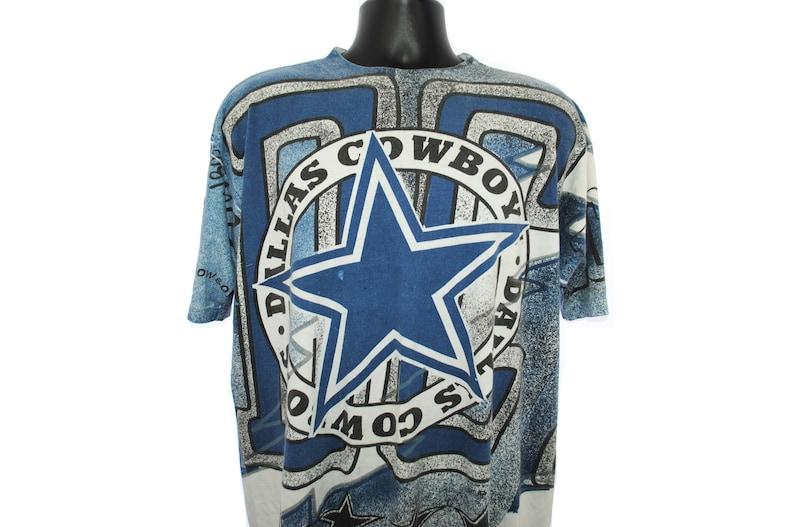 e40ccd00fb0 1993 Dallas Cowboys Vintage Troy Aikman Emmitt Smith   Etsy