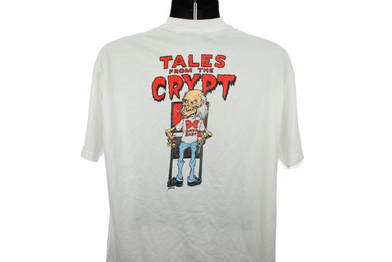 1993 Tales From The Crypt Vintage Data East Video Game Company image 0
