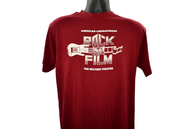 1987 American Cinematheque ROCK ON FILM The Wiltern Theatre image 0