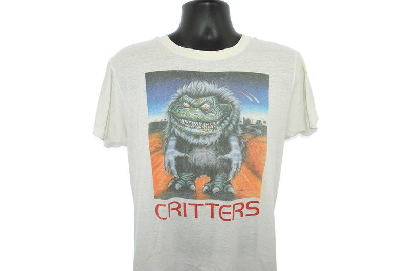 1986 CRITTERS Vintage New Line Cinema / RCA Columbia Pictures image 0