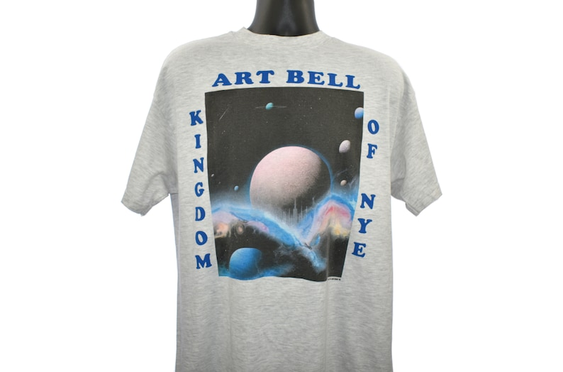 1990's ART BELL Vintage From The Kingdom of NYE Coast to image 0