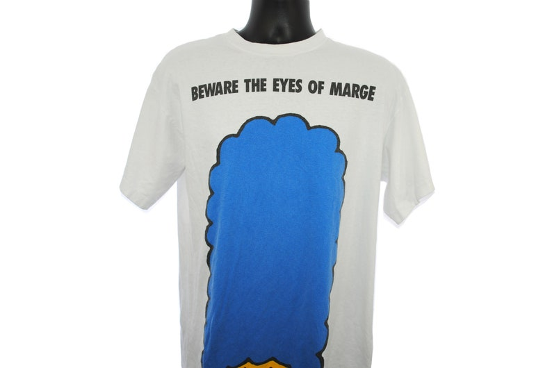 760cf3f7 1996 Marge Simpson Vintage Beware the Eyes of Marge Classic | Etsy