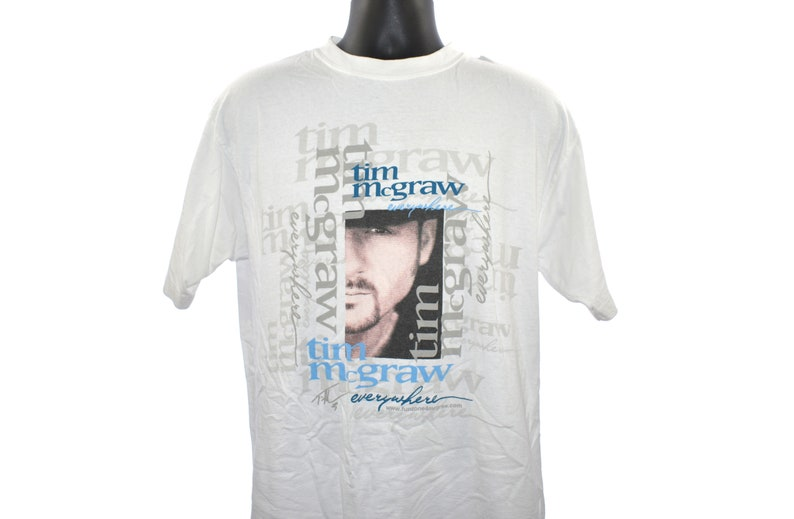 1997 Tim McGraw Vintage Just To See You Smile Era Everywhere image 0