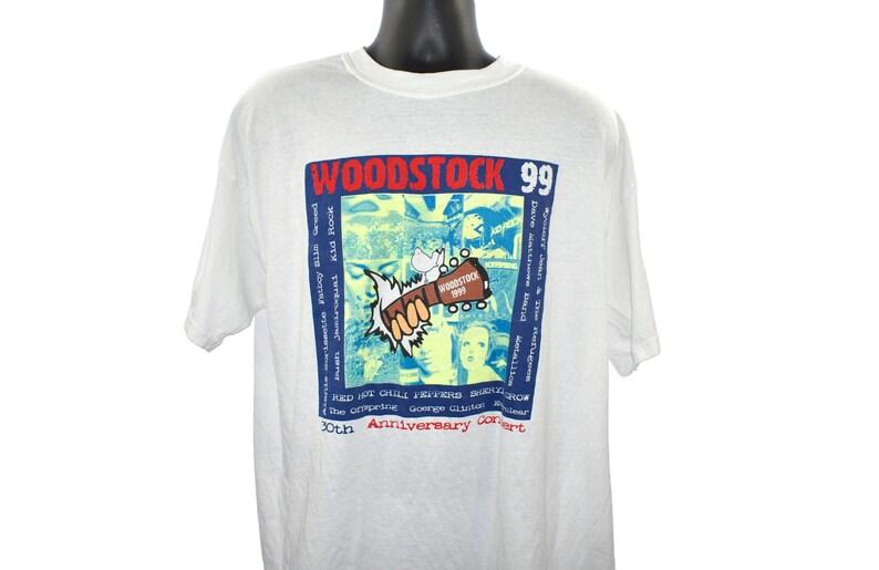 1999 WOODSTOCK 99 Vintage KoЯn  RHCP  DMX  Kid Rock  Limp image 0