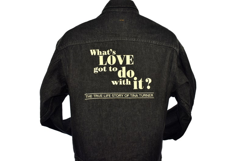 1993 What's LOVE got to do with it The True Life Story of image 0