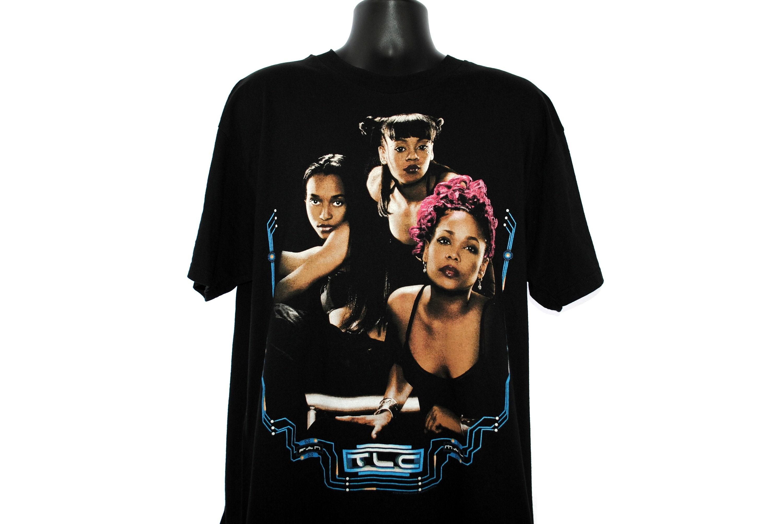 Shirt Fanmail Costume Tlc 1999 Logo Wwwtollebildcom