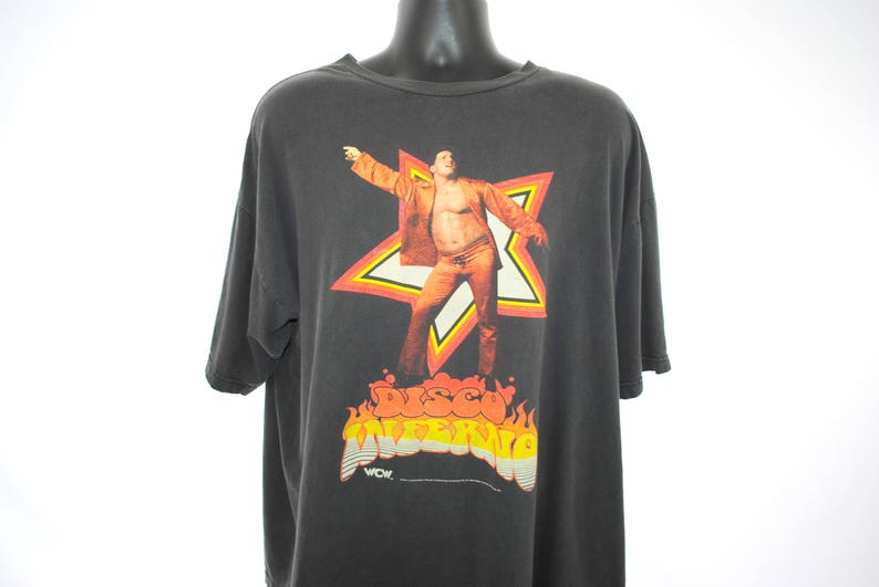 f6be76195aa 1998 Disco Inferno Vintage W.C.W. Monday Nitro Era Cult World