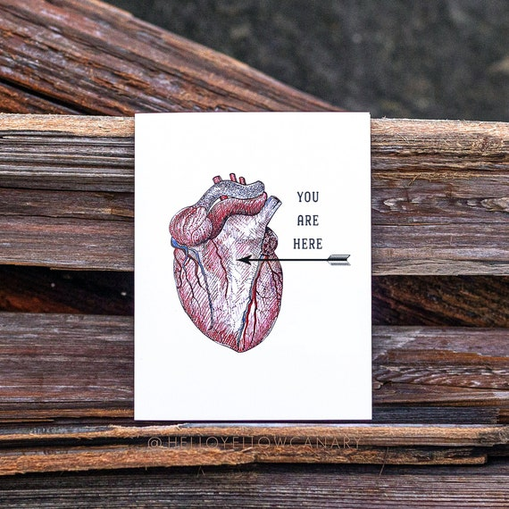 Humpback Whaley Love You Valentine/'s  Anniversary  Birthday Card  Any Cute Occasion Barnacles and All Canada Made in British Columbia